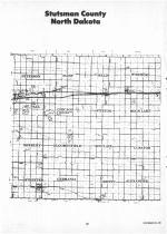 Index Map 1, Stutsman County 1987